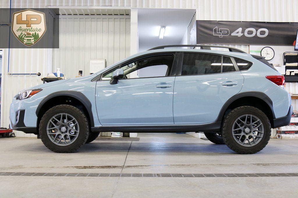 2018 Subaru Crosstrek Lift Kit Tires Wheels Subaru Crosstrek Lifted Subaru Subaru