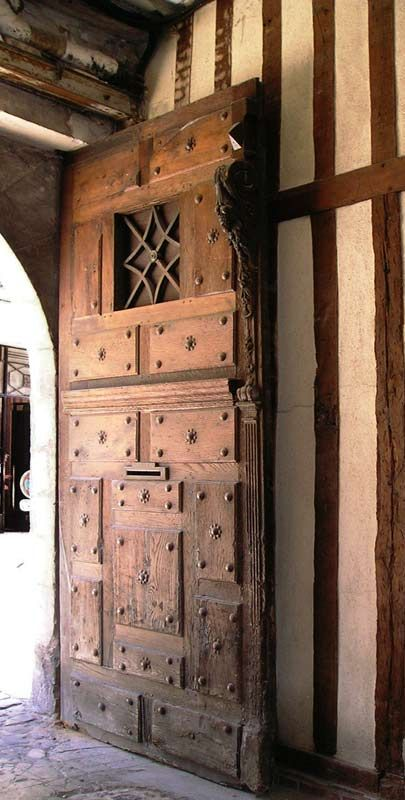Door Hand Carved Designs From The Historic Record Burg Turen