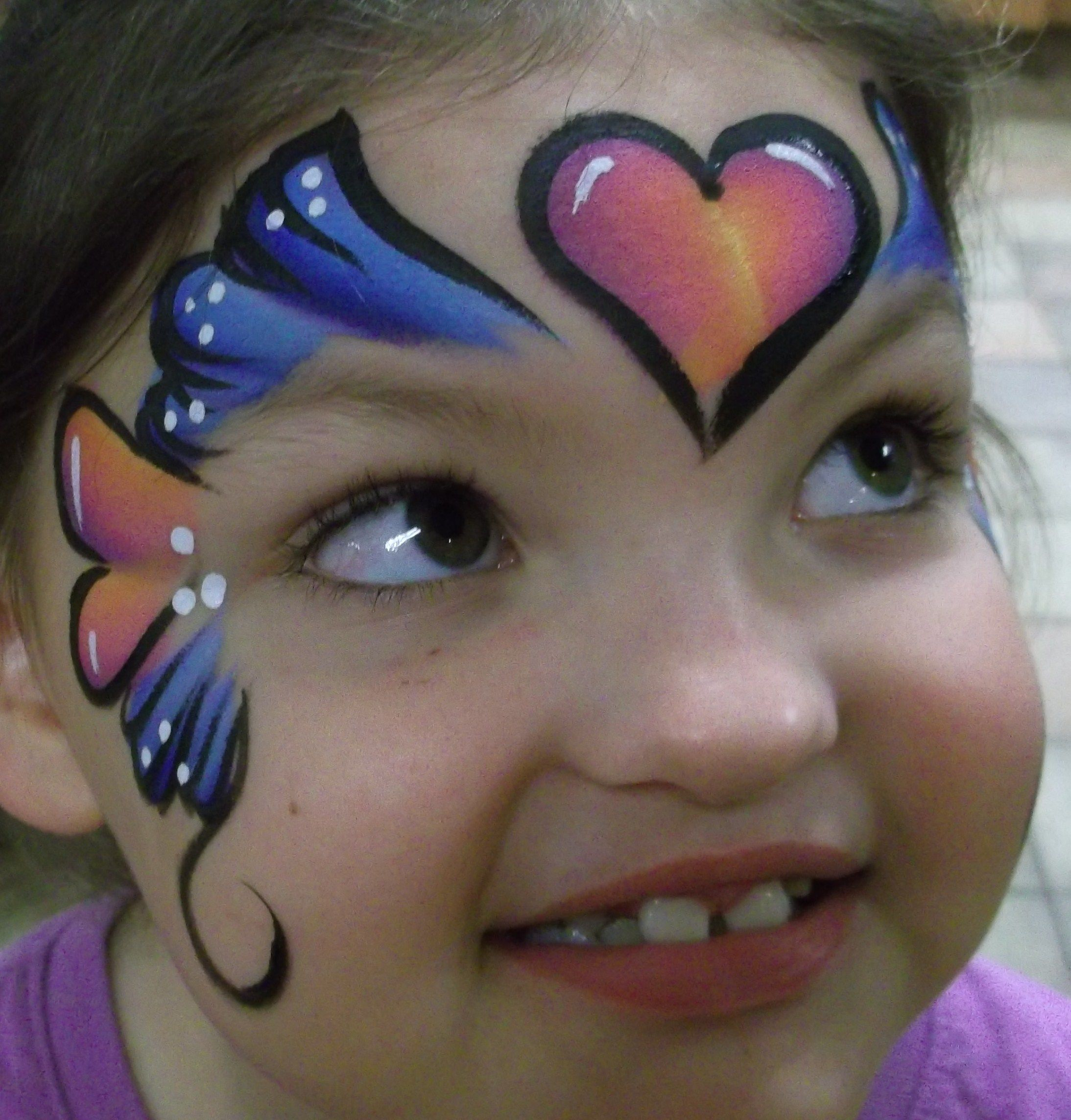 Face painting business cards google search face painting face painting business cards google search colourmoves