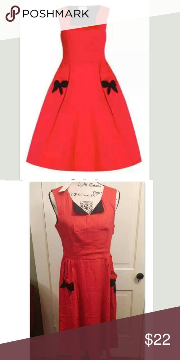 Lundy Bop retro dress BNWT, UK sz 12 /US M (8) Lindy Bop Dresses