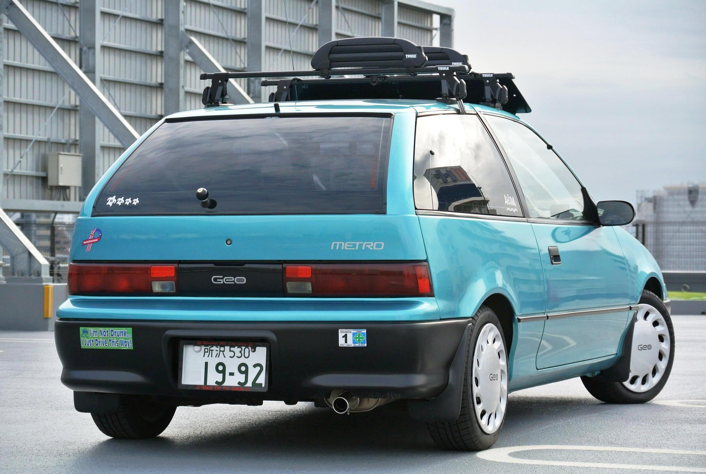 1996 Suzuki Cultus Convert To 1992 Geo Metro Ver Suzuki Swift