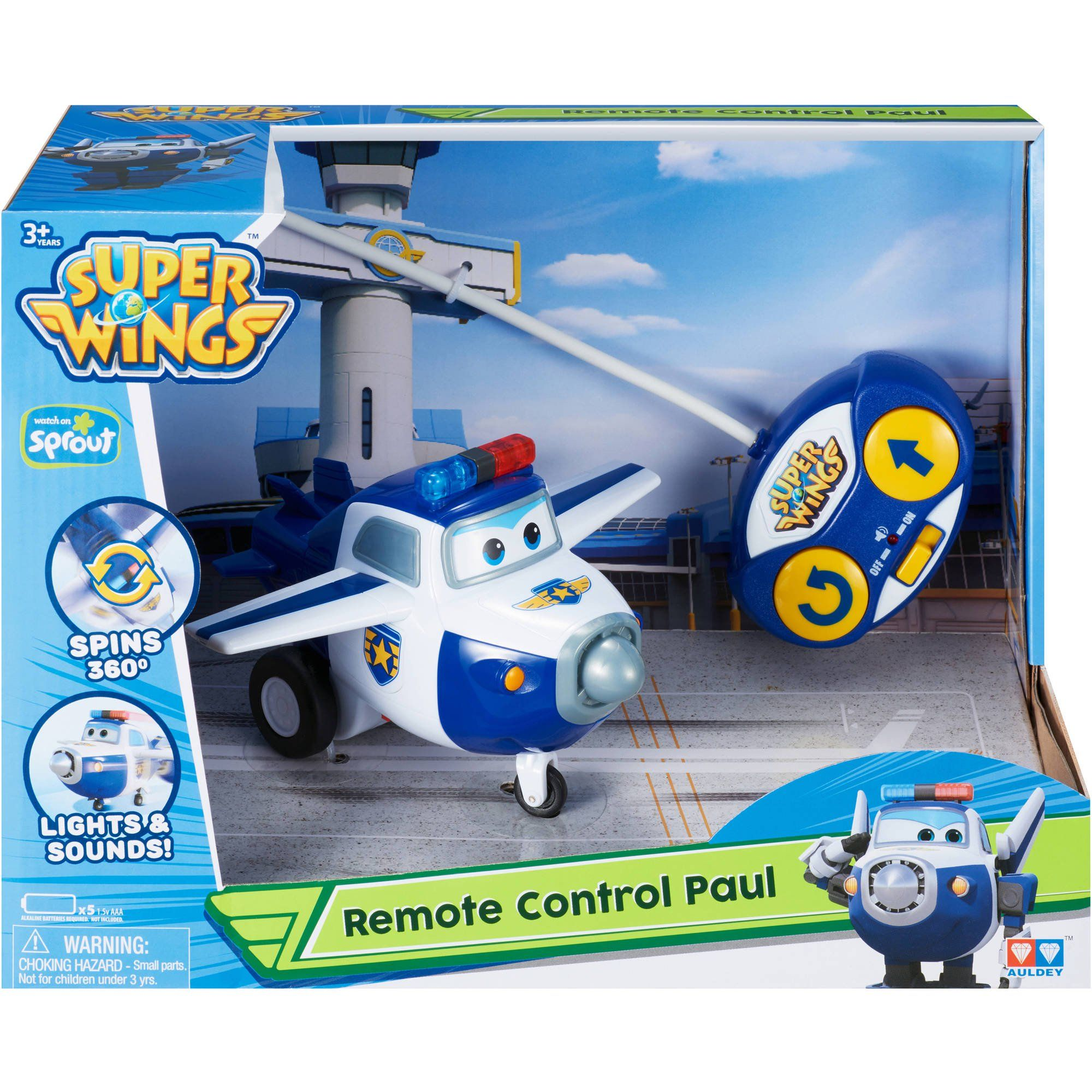 Super Wings Remote Control Paul Walmart Com In 2020 Remote Control Remote Remote Control Toys