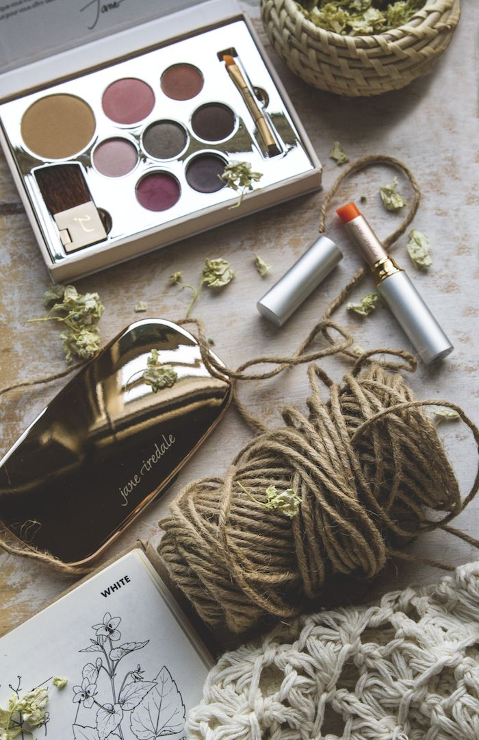 Jane Iredale makeup review | TLV Birdie Blog