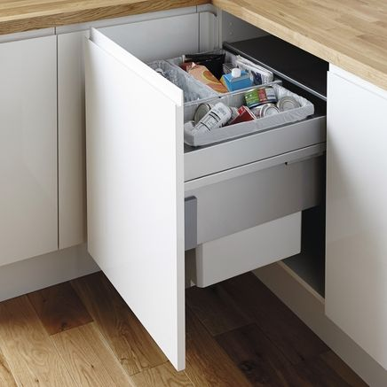 Recycling Küche   85l Integrated Recycling Bin Recycle Pinterest
