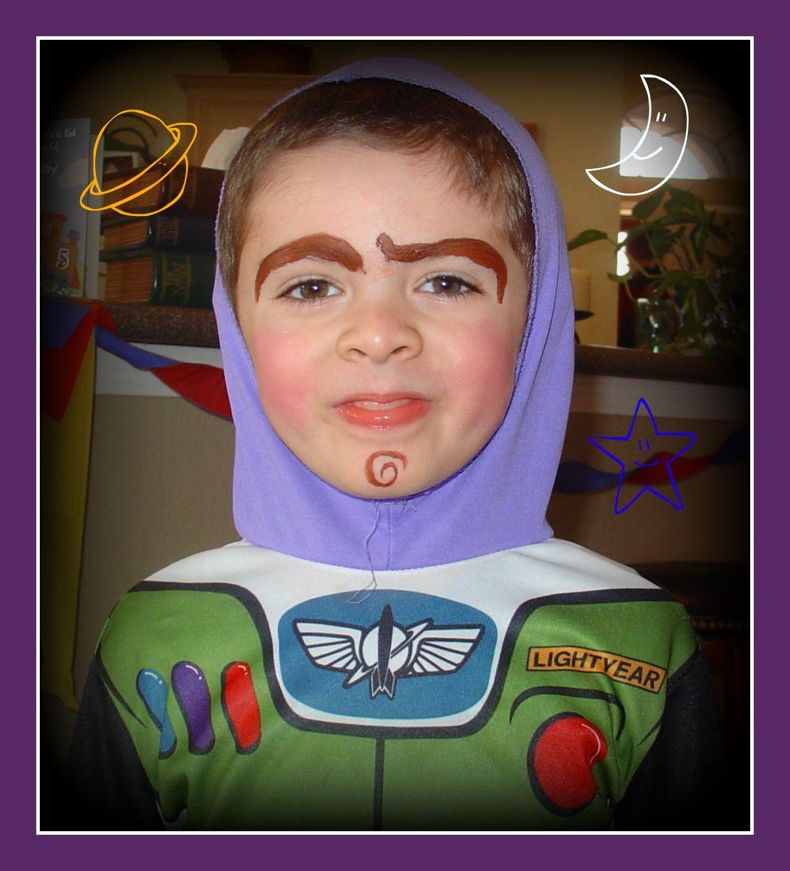 paint childrens face buzz lightyear - Google Search   art ideas ...