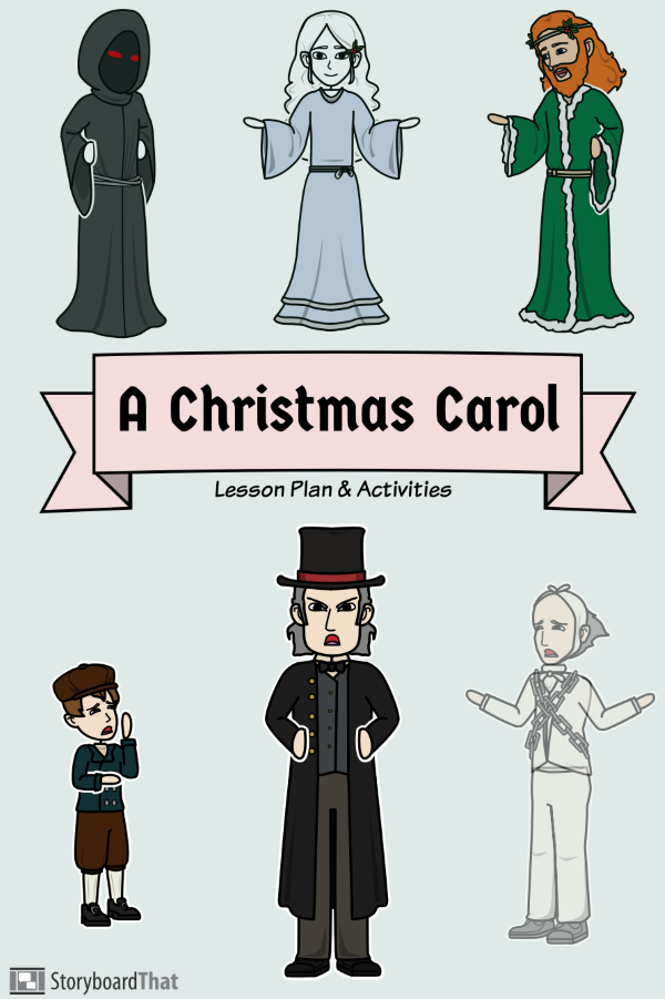 A Christmas Carol Lesson Plan