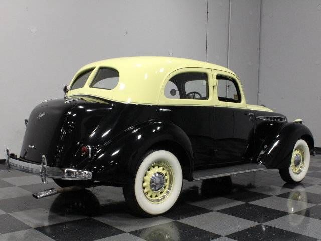 1936 Hupmobile G Touring Sedan For Sale 1674636 Hemmings Motor