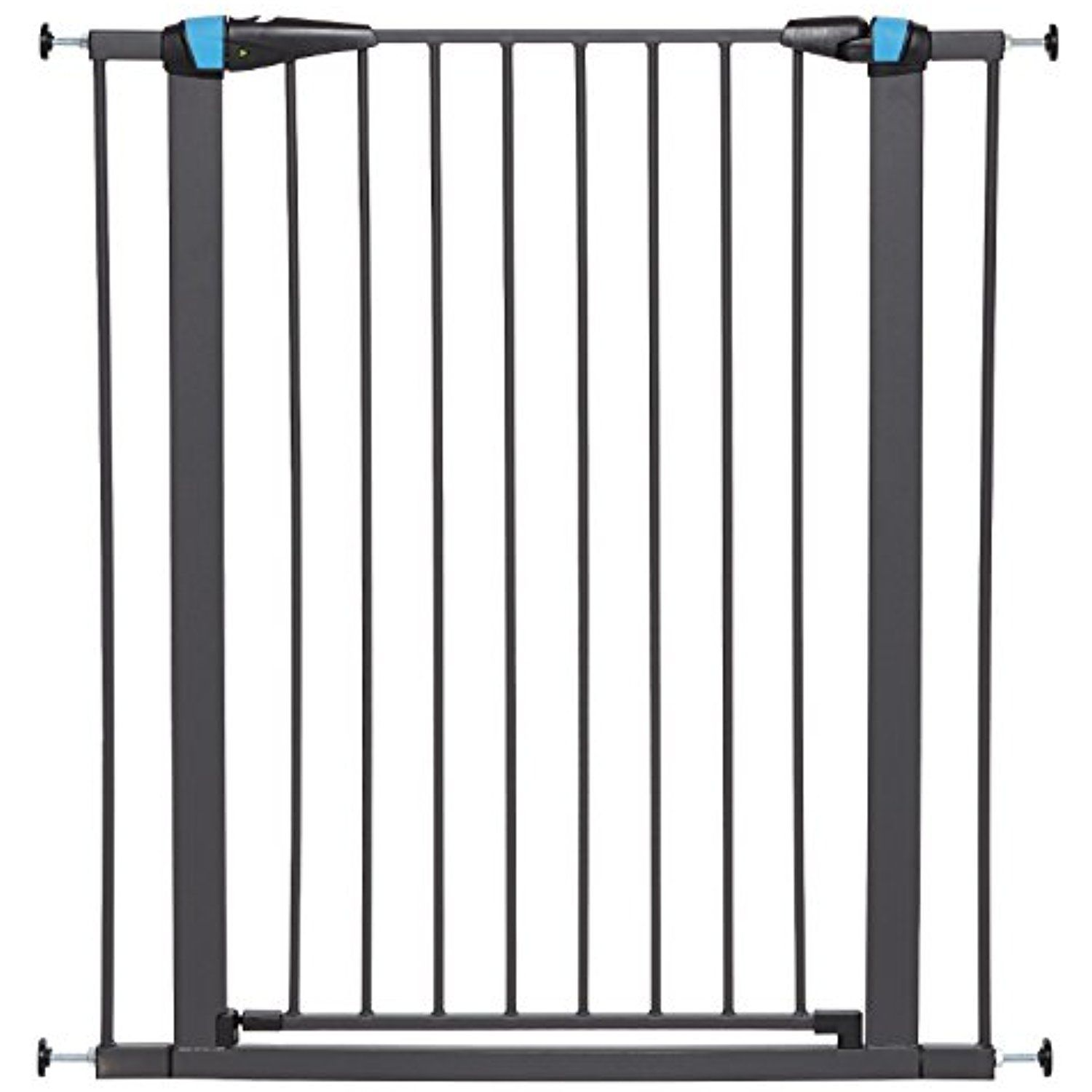 MidWest Homes for Pets Walk-Thru Steel Pet Gate w/ \