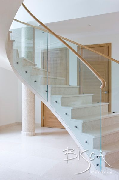 Best Curved Staircase Design Staircase Design Curved 400 x 300