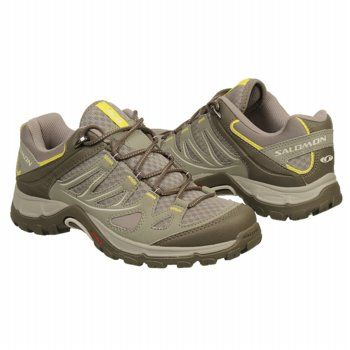 Salomon Ellipse Aero Shoes (Titanium) - Women's Shoes - 7.5 M