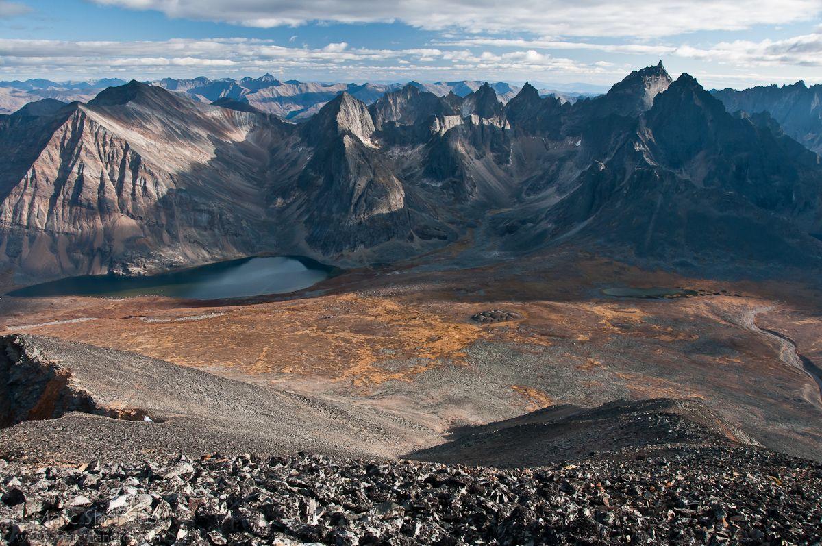 Tombstone Territorial Park, Yukon Natural landmarks