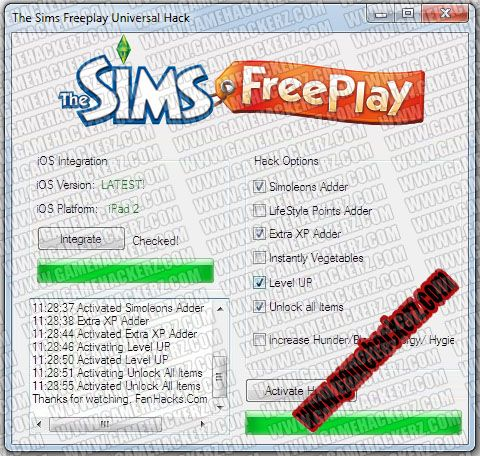 Cheats Für Sims Free Play Iphone