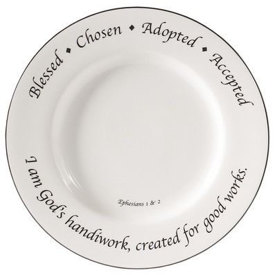 Feed on the Word Identity Collection Scripture Tableware- from Scripture Plates.com  sc 1 st  Pinterest & Feed on the Word Identity Collection Scripture Tableware- from ...