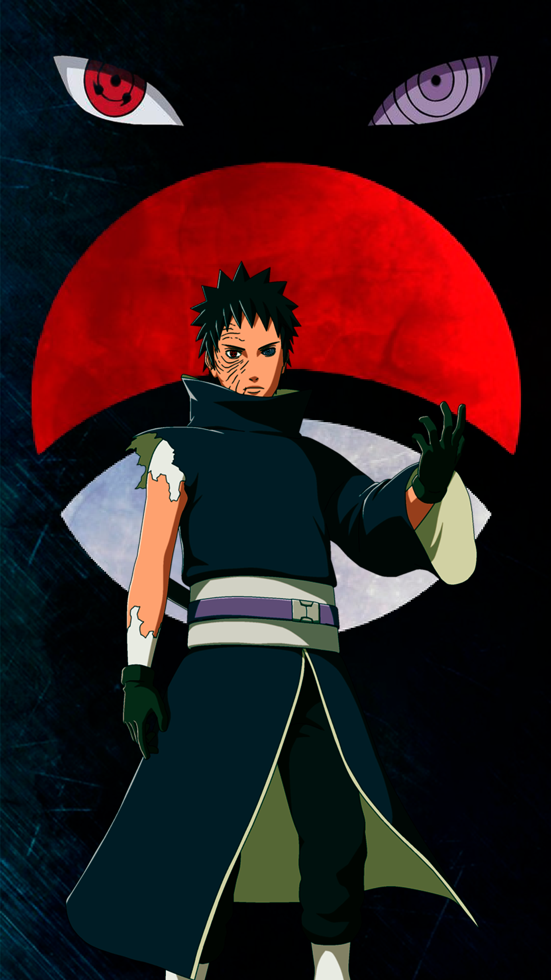 Obito Uchiha Wallpaper Uchiha Naruto Characters Naruto