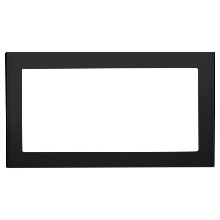 Ge Countertop Microwave Trim Kit Black Slate Jx830fmds Built