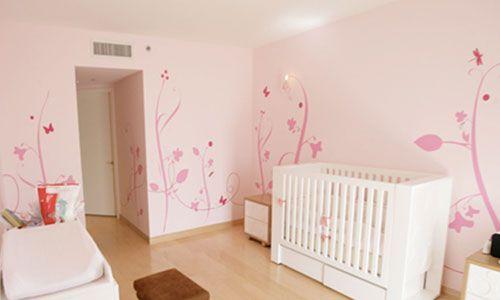 Como decorar habitacion bebe   PARA LAURA VICTORIA   Pinterest ...