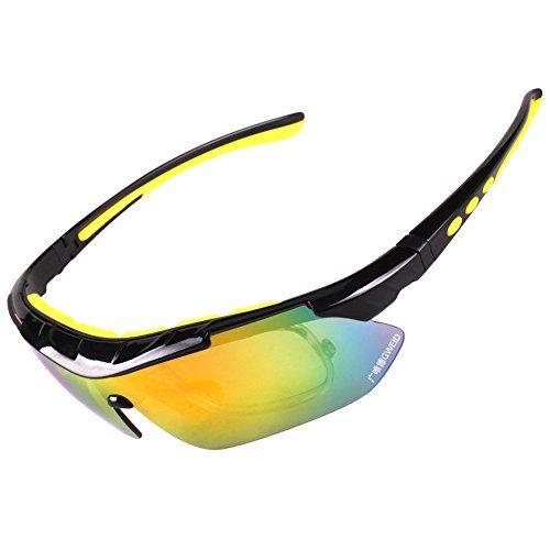 1bb4d5b4f7 Bang Long NewMen Sport Riding Cycling Sunglasses with Goo... https ...