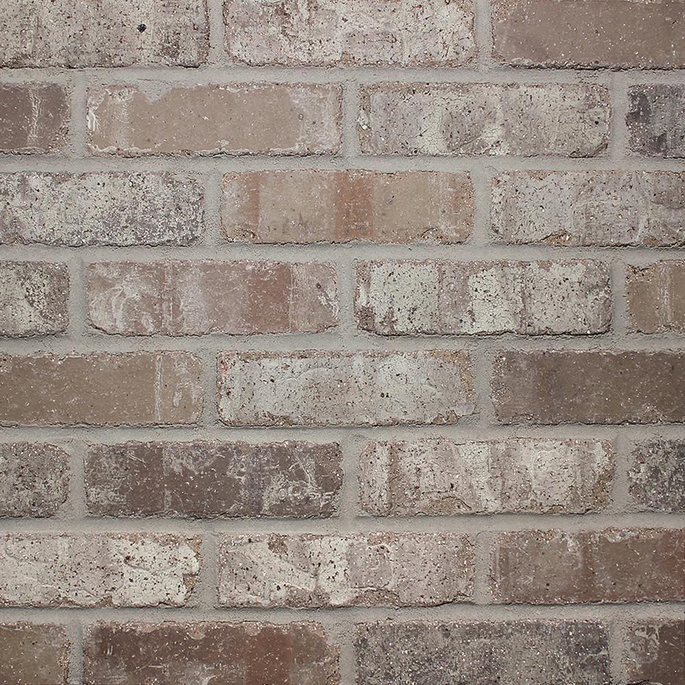 - Old Mill Brick Rushmore Thin Brick Singles - Flats (Box Of 50