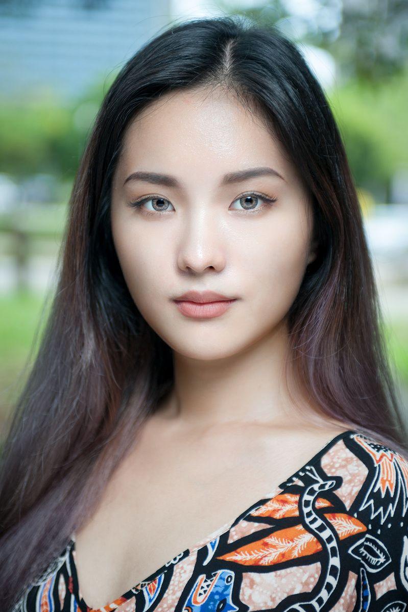 Schöne Asiatinnen