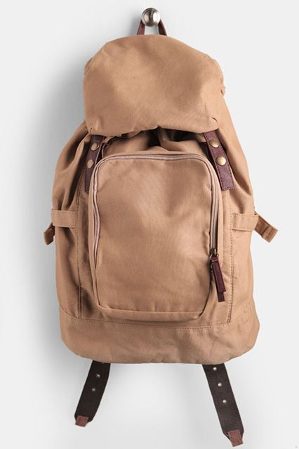 18 Backpacks That Make Any Outfit Cool #refinery29  http://www.refinery29.com/backpacks#slide7