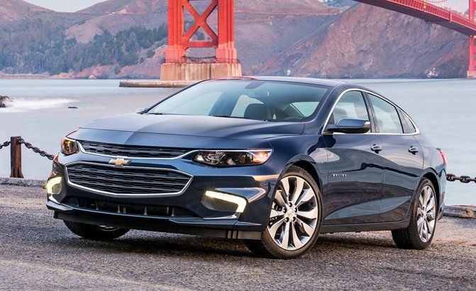 2017 Chevrolet Malibu Premier First To Receive 9 Speed Auto