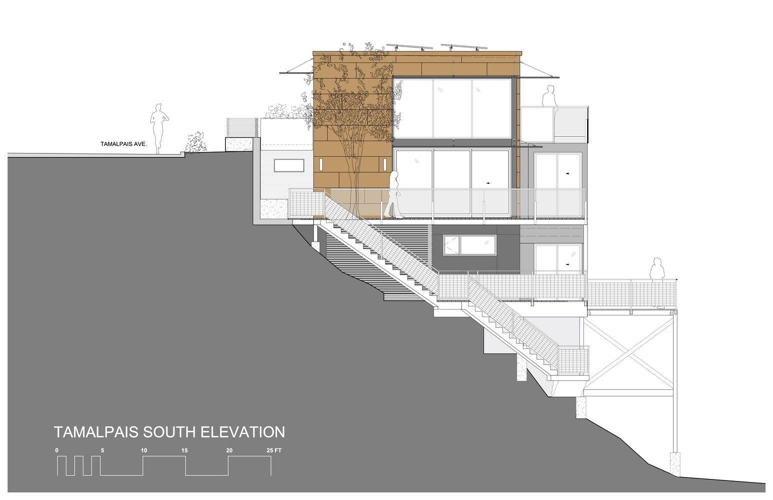 Gallery Of Tamalpais Residence Zack De Vito Architecture