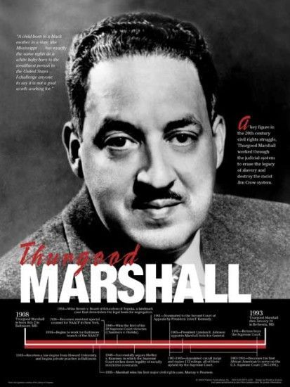 marshall thurgood marshall