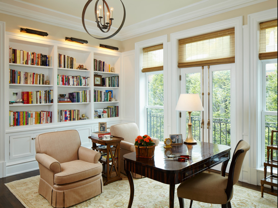 Living Room, Library or just a comfortable place to relax....