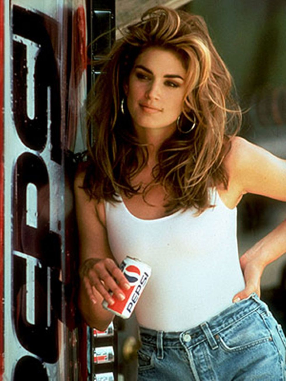 Image result for cindy crawford 80s