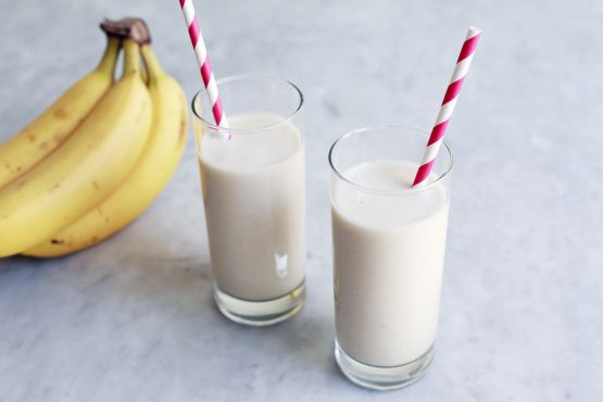 Found in the 2007 cookbook, More Smoothies for Life, Ive tweaked it slightly by using a lower fat milk And cottage cheese - A great drink that helps boost your immune system!