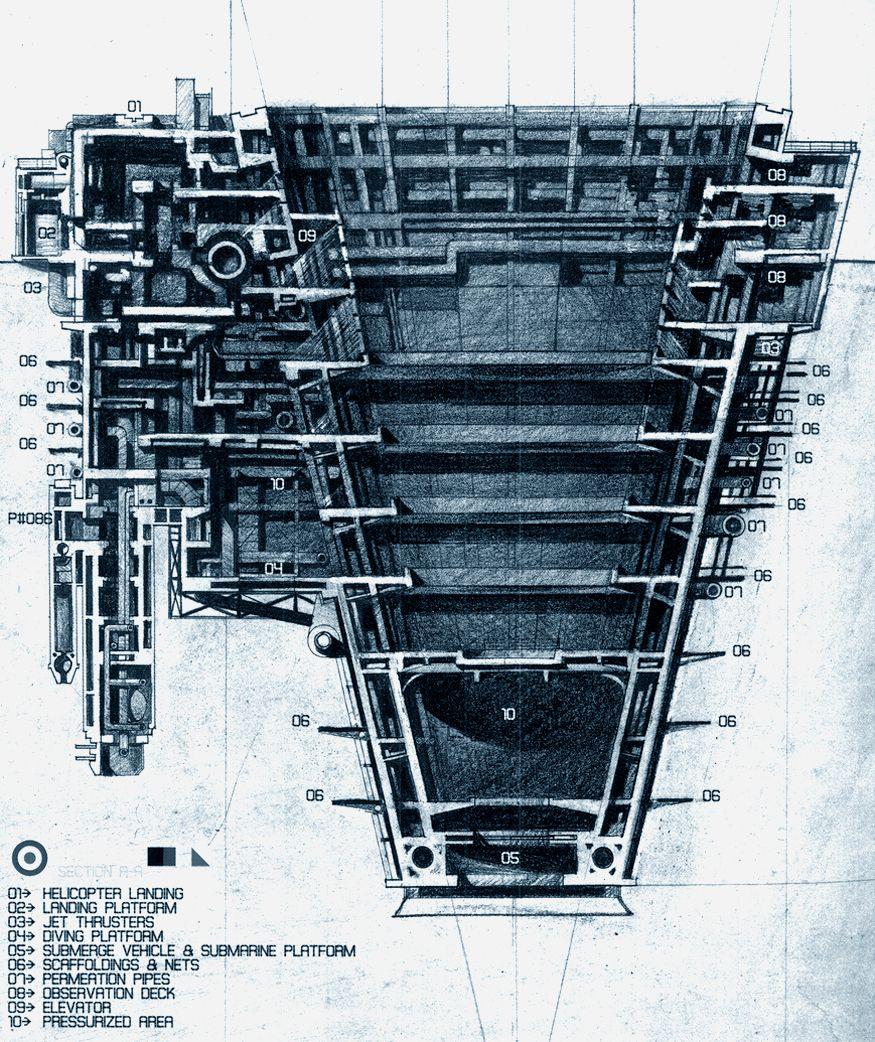 Reef Machine - Hole in the Water - masahiko Yendo