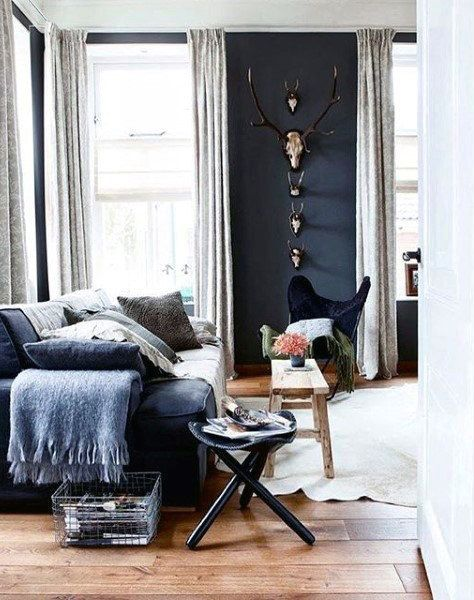 100 Bachelor Pad Living Room Ideas For Men Masculine Designs Dark Living Rooms Monochrome Living Room Beautiful Living Rooms
