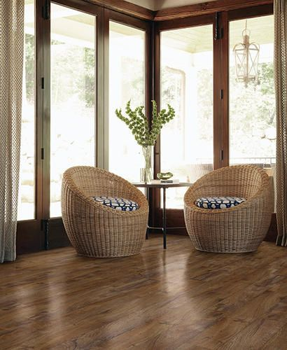 Menards Shaw Citadel Jaya Teak Floating Vinyl Plank Easy To Install No Adhesive Glueless Click Locking System Underlayment Required 25 Year