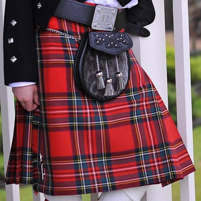 Boys Economy Polyviscose Made To Measure Kilt