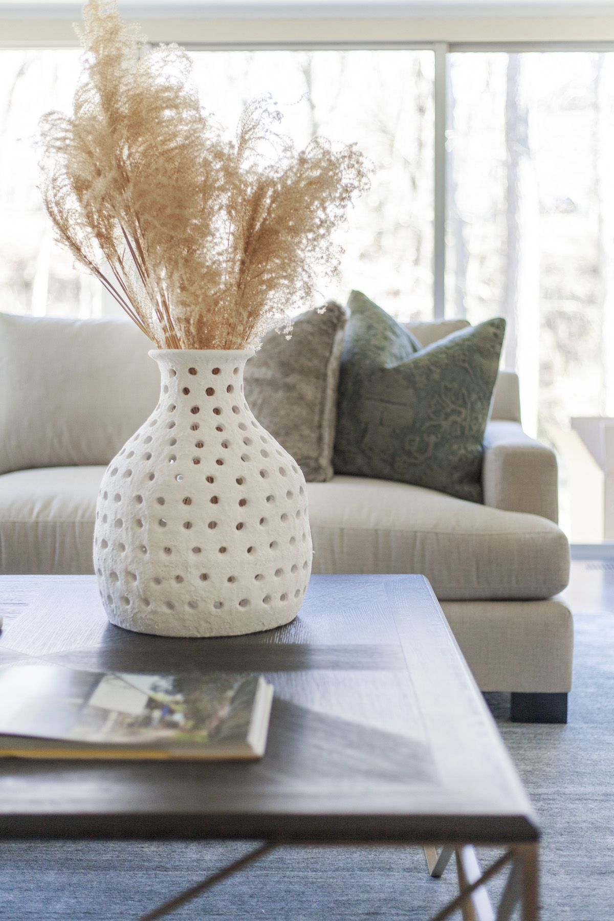 Go To Greenery Styling Our Favorite Fresh Finds Scout Nimble Cheap Living Room Furniture Rustic Living Room Furniture Buy Home Furniture #rustic #white #living #room #furniture