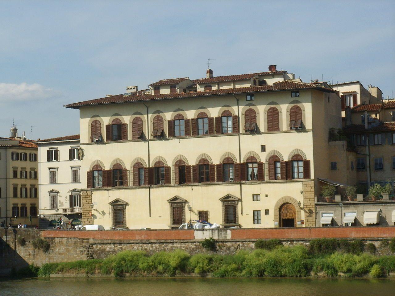 Palazzo Ricasoli #adsi #tuscany #firenze