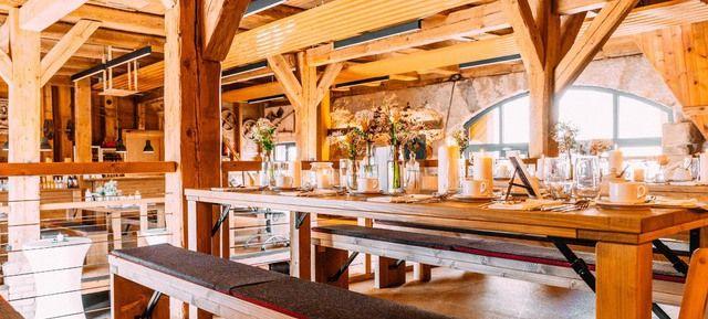 Event Scheune Kernmuhle Rosstal 1 Hochzeitslocation Feiern Seminarhaus