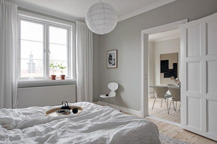 Apartamento en colores neutros usados a la perfección