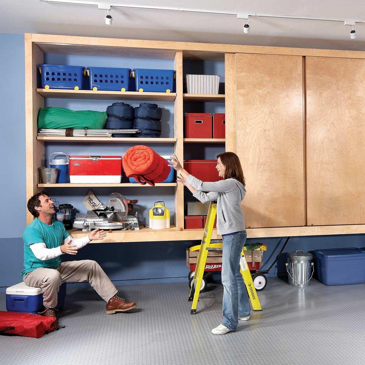 90+ Smart Garage Organization Ideas (With Images