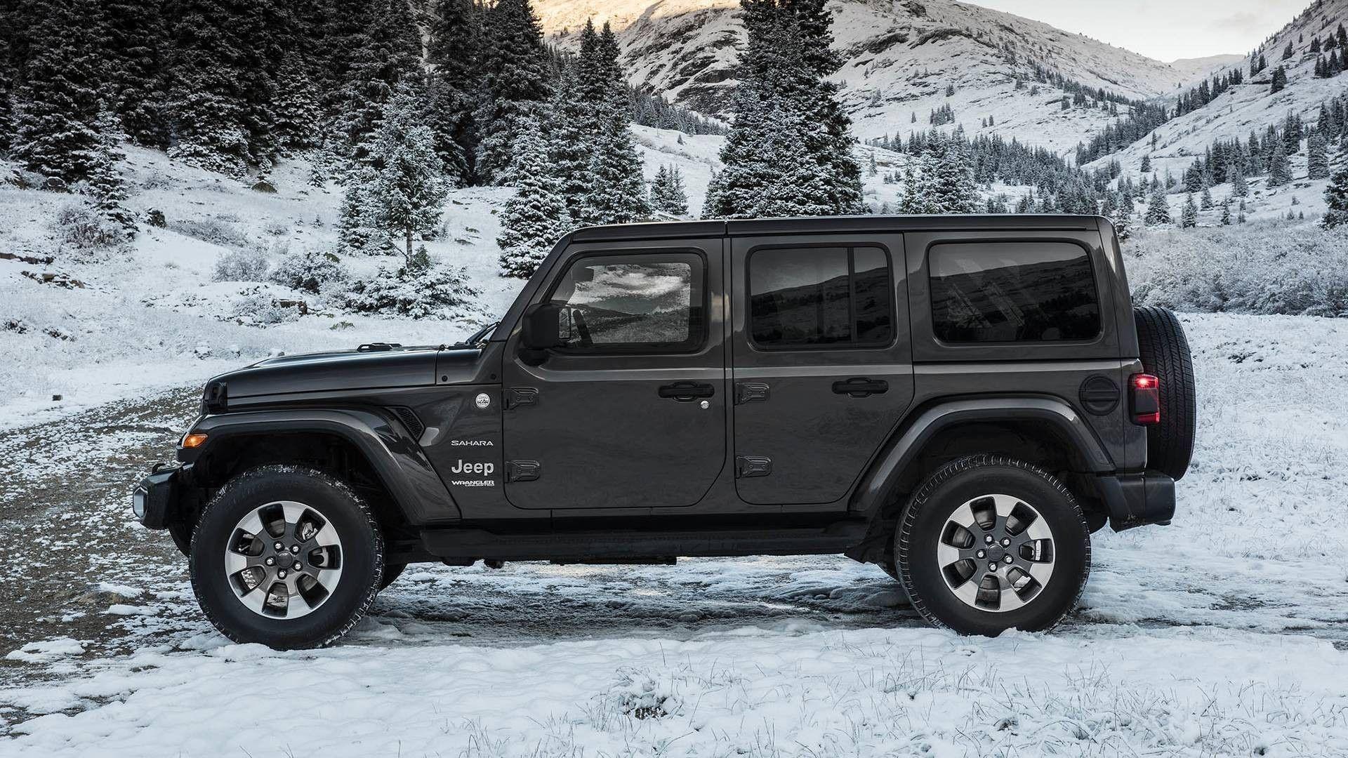 2020 Jeep Wrangler Plug In Hybrid First Drive In 2020 Jeep Wrangler Unlimited Jeep Wrangler Sahara New Jeep Wrangler