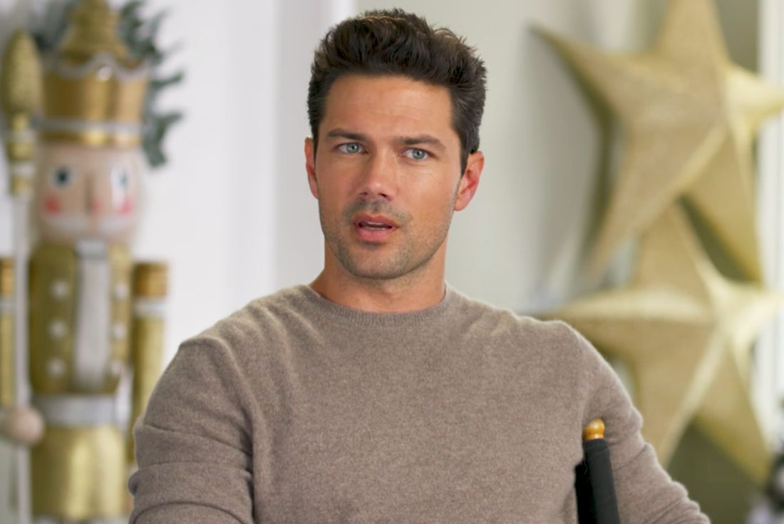 Finding Christmas Cast.Ryan Paevey Talks About The Theme Of Finding A Home In