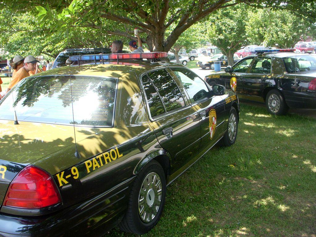 Maryland State Police K9 Car Police Cars State Police