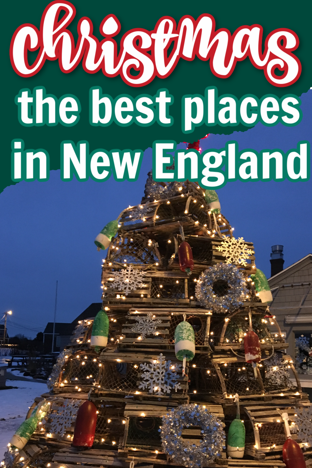 23 Best Christmas Events In New England Travels With The Crew In 2020 Christmas In England New England Christmas Events