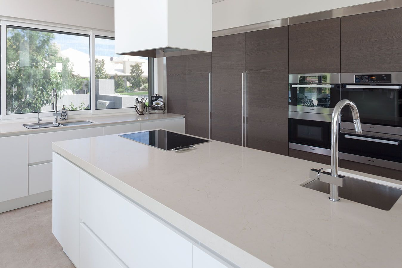 Brentwood Kitchen By Retreat Design   Cabinetry From Our Italian Suppliers  Arrital #kitchen #kitchendesign