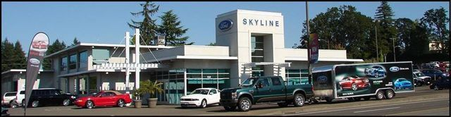 Learn More About Skyline Ford A Greater Salem And Keizer Ford