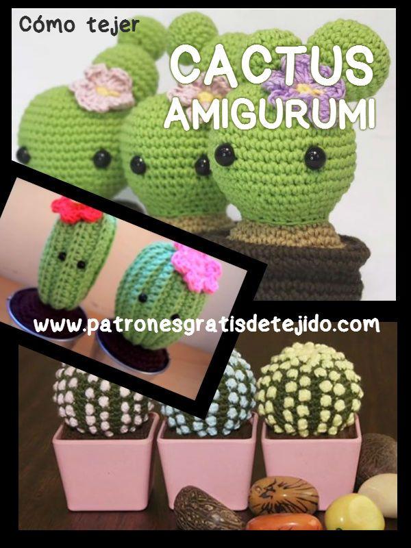 Scarabocchi di creatività // Cactus amigurumi [Free pattern ... | 800x600