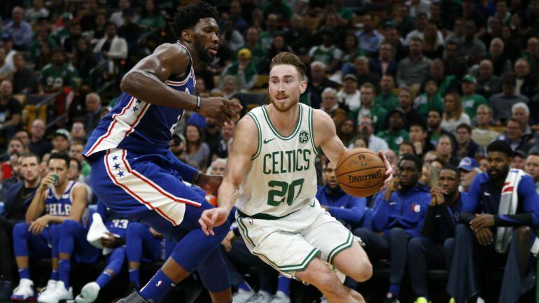 76ers vs. Celtics score Watch NBA Christmas Day live