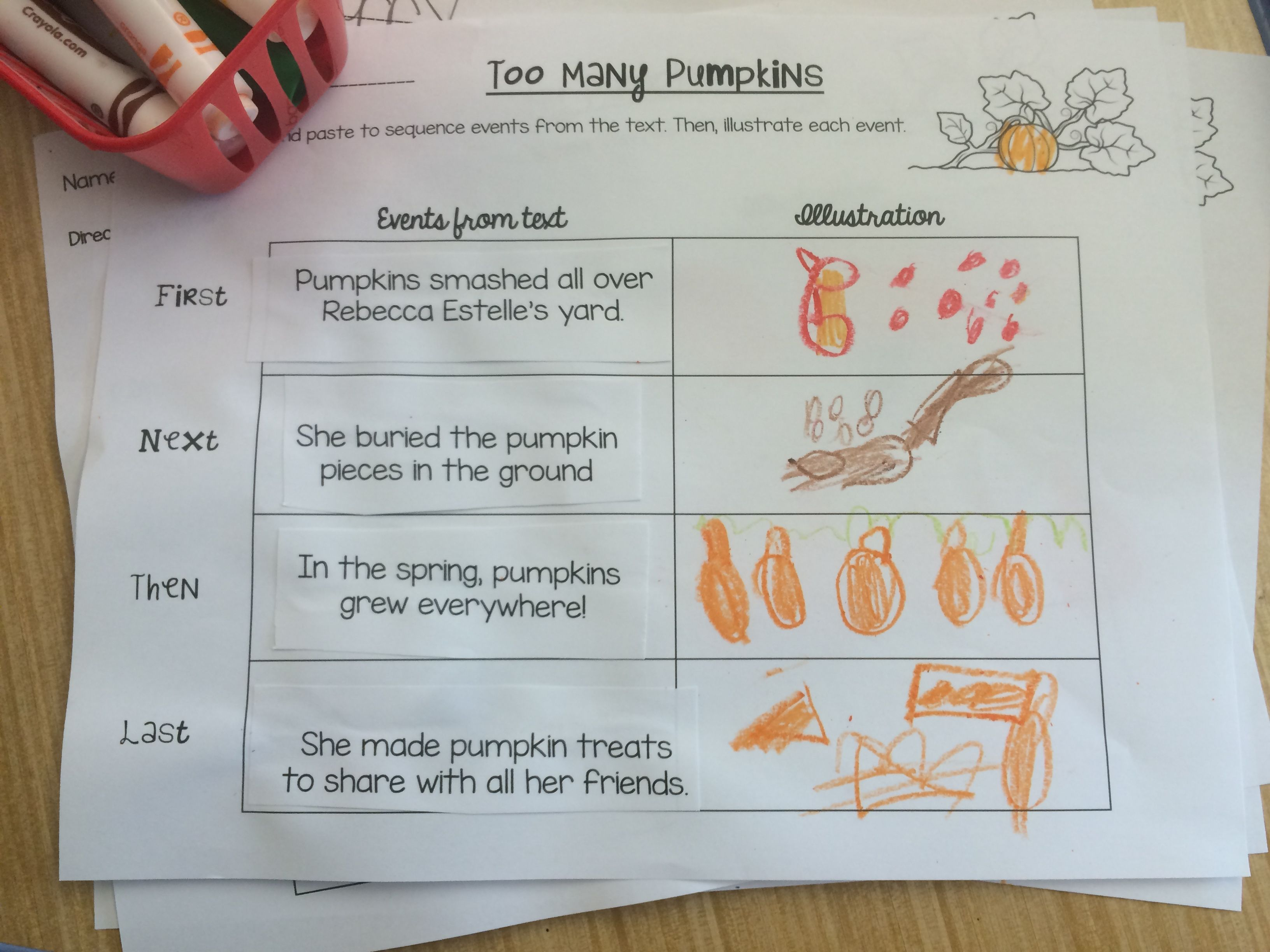 Pin By Double Dose Of Learning On October Classroom