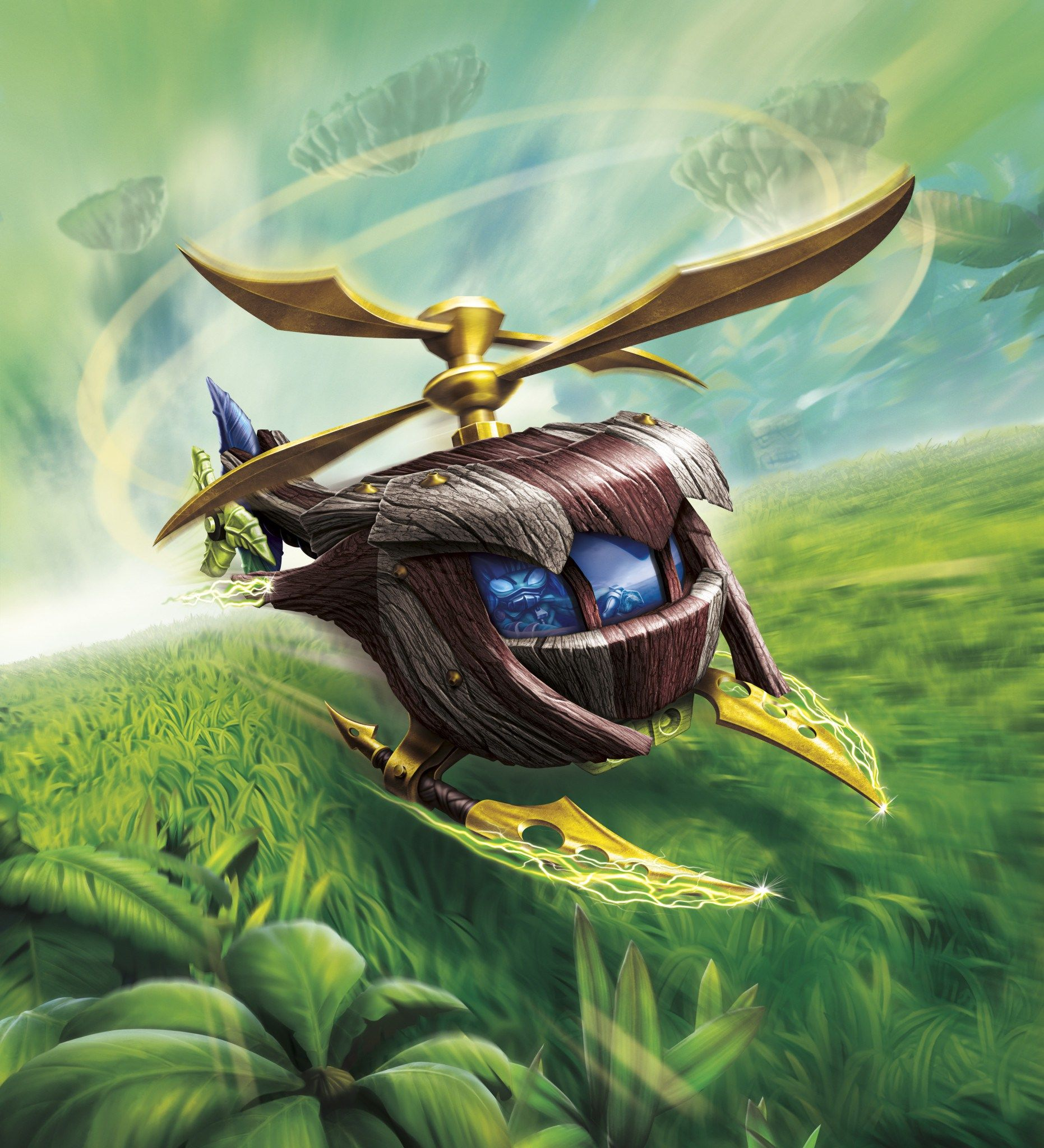 Uncategorized Skylanders Online Multiplayer skylanders online multiplayer ignites superchargers racing for wii and 3ds announced