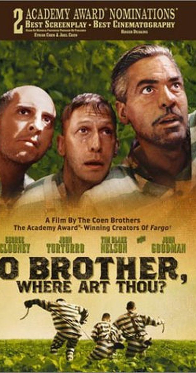 O Brother, Where Art Thou? (2000) cast and crew credits
